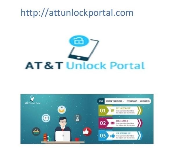 SIM Unlock Code AT&T