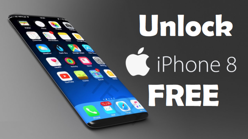 HOW TO UNLOCK IPHONE 8 FREE